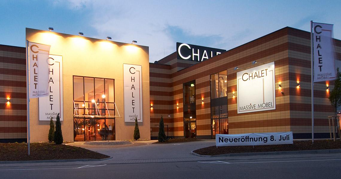 Chalet Möbel Wiesbaden Ritz Losacker Architekturbüro